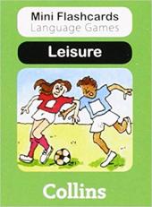 Leisure - фото обкладинки книги