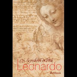 Леонардо Да Вінчі. Графіка - фото книги