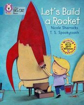 Let's Build a Rocket - фото обкладинки книги