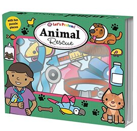 Let's Pretend: Animal Rescue - фото книги