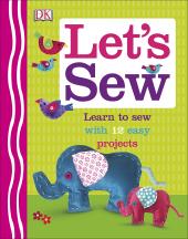 Let's Sew - фото обкладинки книги