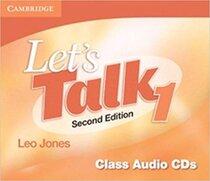 Книга для вчителя Let's Talk Level 1 Class Audio CDs
