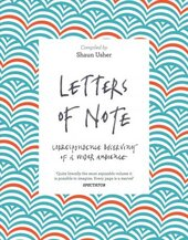 Letters of Note: Correspondence Deserving of a Wider Audience - фото обкладинки книги