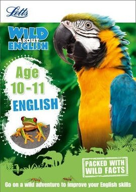 Letts Wild About English. Age 10-11 - фото книги