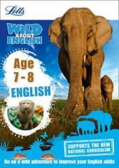 Letts Wild About English. Age 7-8 - фото обкладинки книги