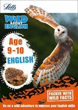 Letts Wild About English. Age 9-10 - фото книги