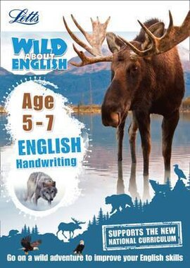 Letts Wild About English. Handwriting. Age 5-7 - фото книги