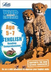 Letts Wild About English. Reading Comprehension. Age 5-7 - фото обкладинки книги