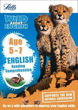 Letts Wild About English. Reading Comprehension. Age 5-7 - фото книги