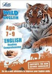 Letts Wild About English. Reading Comprehension. Age 7-9 - фото обкладинки книги