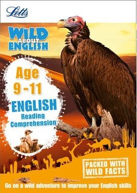 Letts Wild About English. Reading Comprehension. Age 9-11 - фото книги