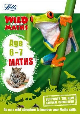 Letts Wild About Maths. Age 6-7 - фото книги