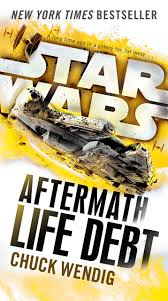 Life Debt: Aftermath. Star Wars - фото книги