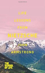 Life Lessons from Nietzsche - фото обкладинки книги