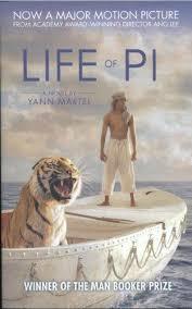 Книга Life Of Pi