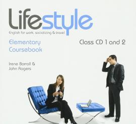 Lifestyle Elementary Class CD's (аудіодиск) - фото книги