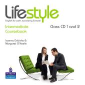Lifestyle Intermediate Class CD's (аудіодиск) - фото обкладинки книги