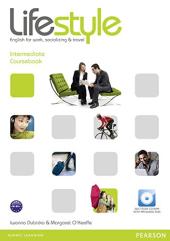 Lifestyle Intermediate Student's book+CD (підручник+аудіодиск) - фото обкладинки книги