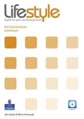 Lifestyle Pre-Intermediate Work book+CD  (робочий зошит+аудіодиск) - фото обкладинки книги