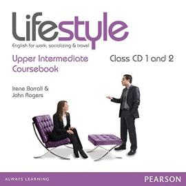 Lifestyle Upper Intermediate Class CD's (аудіодиск) - фото книги