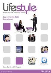 Lifestyle Upper Intermediate Student's book (підручник+аудіодиск) - фото обкладинки книги