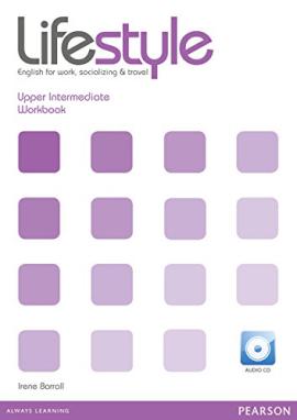 Lifestyle Upper Intermediate Work book (робочий зошит+аудіодиск) - фото книги