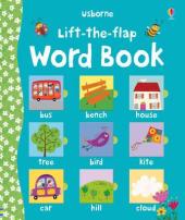 Lift the Flap Word Book - фото обкладинки книги