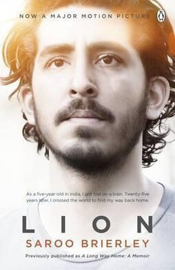 Lion : A Long Way Home - фото книги