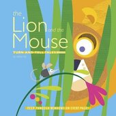 Lion and the Mouse. Turn and Tell Tales - фото обкладинки книги