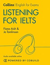 Listening for IELTS. Collins English for Exams 2nd Edition - фото обкладинки книги