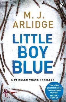 Little Boy Blue : DI Helen Grace 5 - фото книги