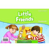 Little Friends: Flashcards (картки) - фото обкладинки книги