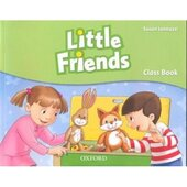 Little Friends: Student's Book (підручник) - фото обкладинки книги