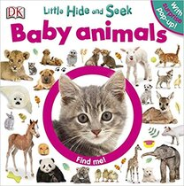 Посібник Little Hide and Seek Baby Animals