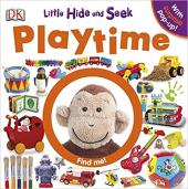 Little Hide and Seek Playtime - фото обкладинки книги