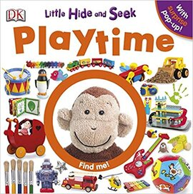 Little Hide and Seek Playtime - фото книги