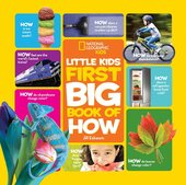 Little Kids First Big Book of How - фото обкладинки книги