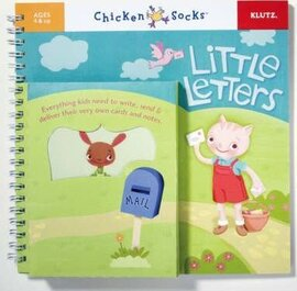 Little Letters : Your First Letter-writing Set - фото книги