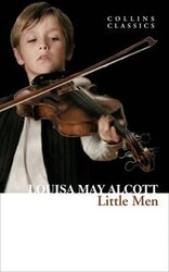 Little Men: Life at Plumfield with Jo's Boys - фото обкладинки книги