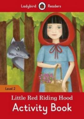Little Red Riding Hood Activity Book - Ladybird Readers Level 2 - фото книги
