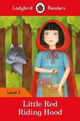 Little Red Riding Hood - Ladybird Readers Level 2 - фото обкладинки книги