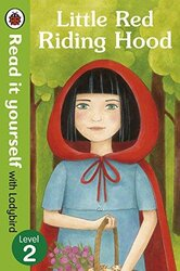 Little Red Riding Hood - Read it yourself with Ladybird : Level 2 - фото обкладинки книги