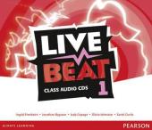 Live Beat 1 Class CD's (аудіодиск) - фото обкладинки книги