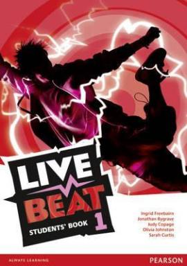 Live Beat 1 Students' Book (підручник) - фото книги