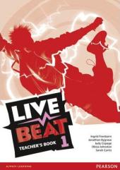 Live Beat 1 Teacher's Book (книга вчителя) - фото обкладинки книги