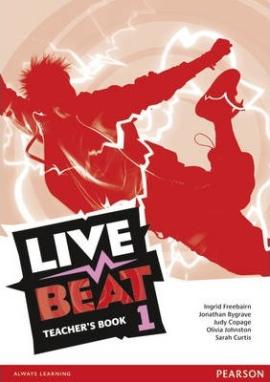 Live Beat 1 Teacher's Book (книга вчителя) - фото книги