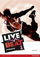 Live Beat 1 Workbook (робочий зошит) - фото обкладинки книги