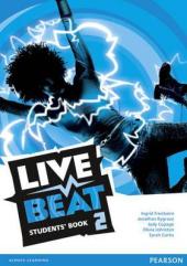 Live Beat 2 Students' Book (підручник) - фото обкладинки книги