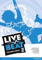 Live Beat 2 Teacher's Book (книга вчителя) - фото обкладинки книги