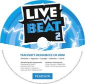 Live Beat 2 Teacher's Resources CD-ROM (аудіодиск) - фото обкладинки книги